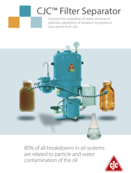 CJC - Filter Separators Brochure